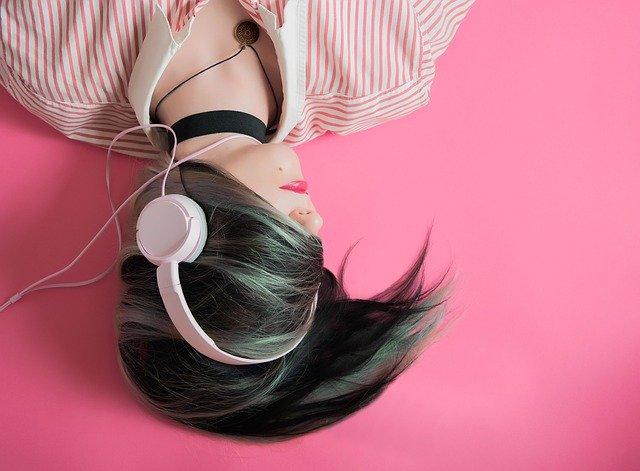 Kopfhörer-Unterhaltungselektronik